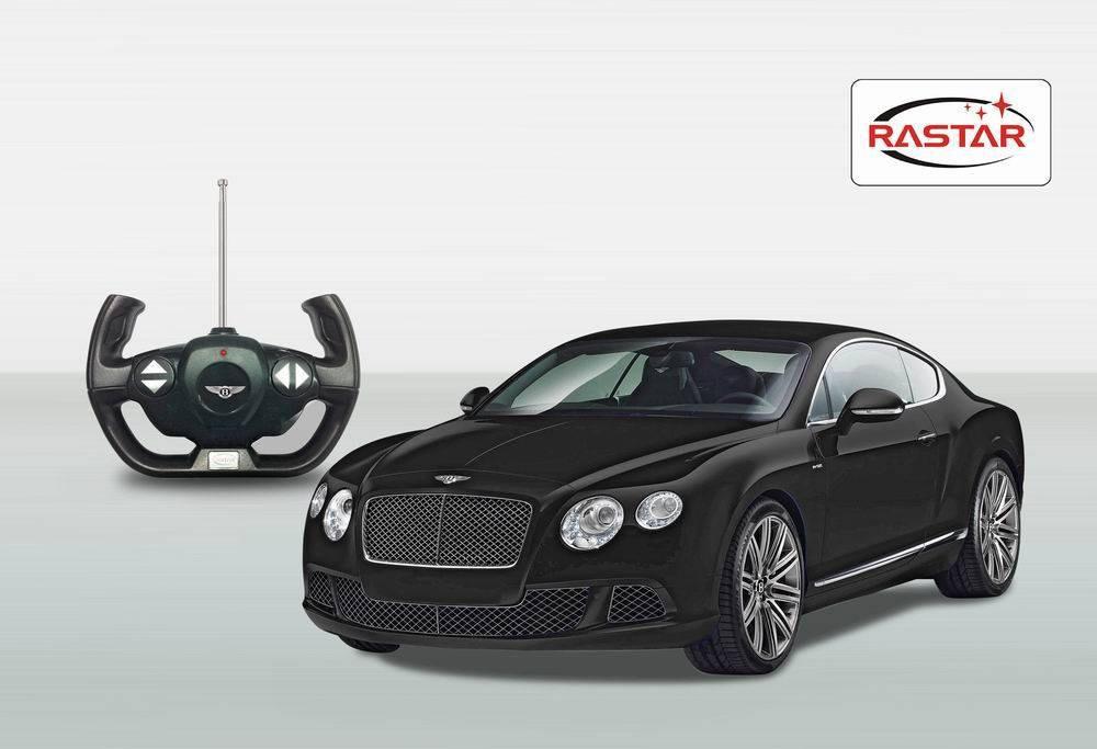 R/C 1/14 Rastar Bentley Countinental GT