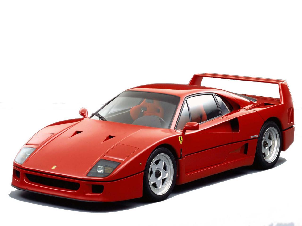 R/C MJX Ferrari F40 Competizione