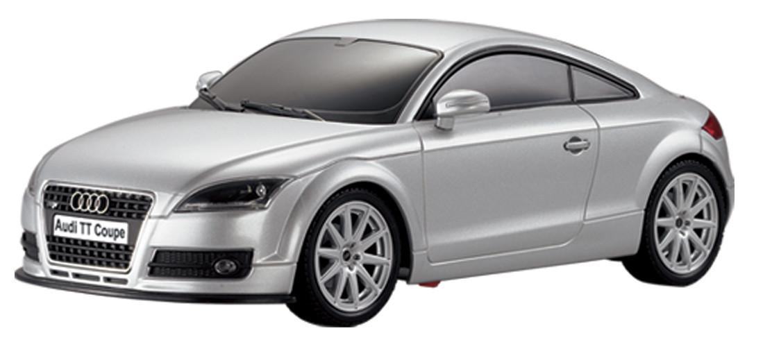 R/C 1/20 MJX Audi TT (Multicolour)