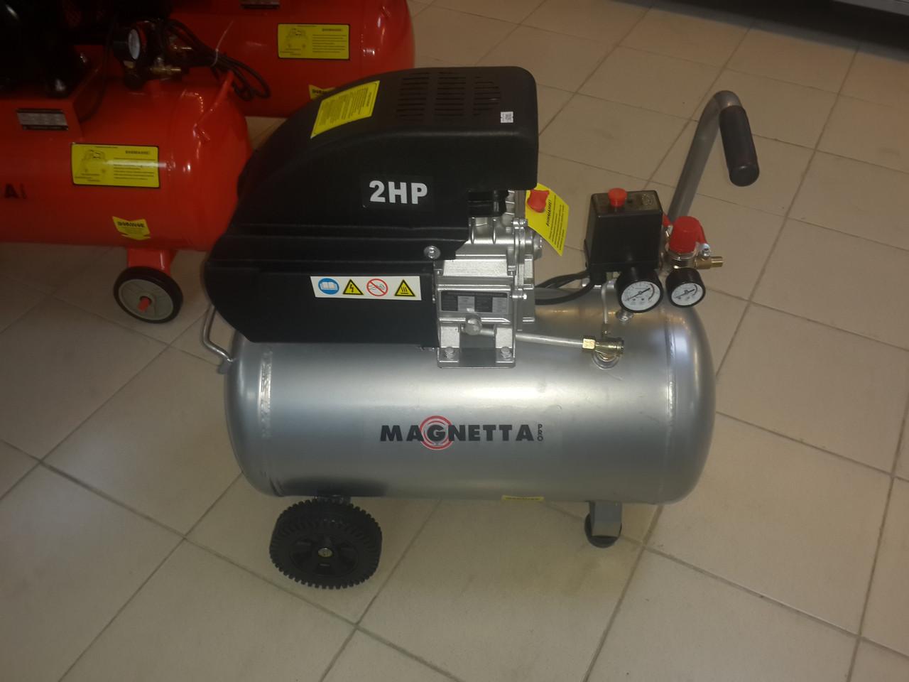 Компрессор воздушны, поршневой MAGNETTA CE650