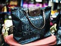 """Хозяйственная складная сумка """"CAMPUS"""", 50х20х35см (черная)"""