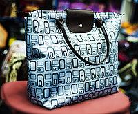 """Хозяйственная складная сумка """"CAMPUS"""", 50х20х35см (серая)"""