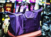 """Хозяйственная складная сумка """"CAMPUS"""", 60х22х35см (фиолетовая)"""