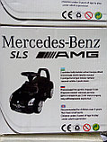 Толокар машинка Mercedes-Benz SLS AMG (аналог), фото 7