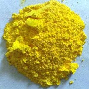 Железоокисный пигмент 313 желтого цвета, фото 2