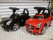 Толокар машинка Mercedes-Benz SLS AMG (аналог)