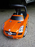 Толокар машинка Mercedes-Benz SLS AMG (аналог), фото 2