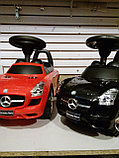 Толокар машинка Mercedes-Benz SLS AMG (аналог), фото 4