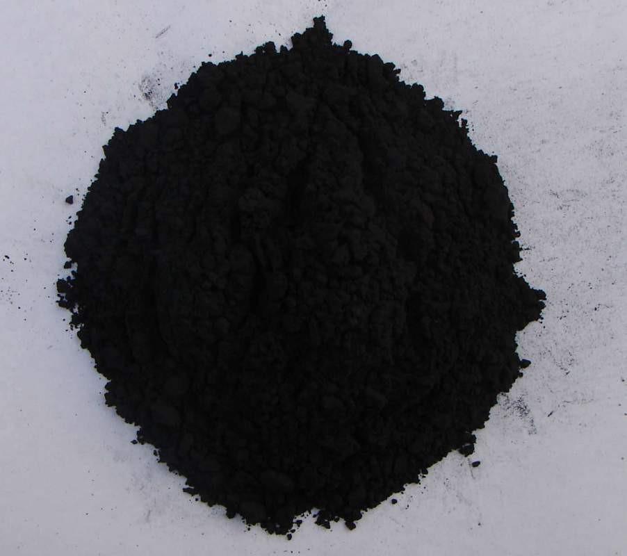 Железоокисный пигмент черный графитовый