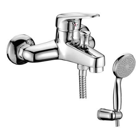 Смеситель для ванны с коротким изливом LeMark Серия LUNA LM4102C