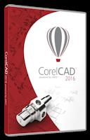CorelCAD 2016 ML License Media Pack