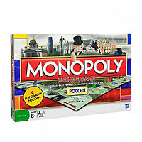 Monopoly Настольная игра Монополия-Россия