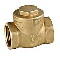 Клапан обратный муфтовой М-М