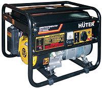 Электрогенератор бензиновый HUTER DY 3000 LX электростартер
