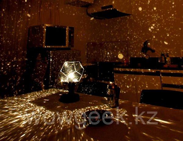 Проектор звездного неба в виде куба (7 поколение)
