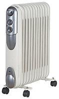 Масляный радиатор напольный Ресанта ОМПТ- 12 Н 2,5 Кв