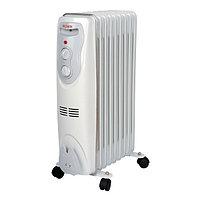 Масляный радиатор напольный Ресанта ОМ 9 Н 2 кв
