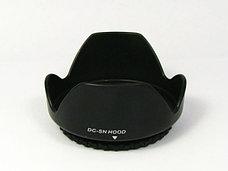 Бленда для объектива Camera Lens Hood 72мм, фото 3