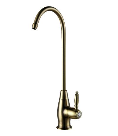 Смеситель для кухни для питьевой воды LeMark Серия VILLA  LM4840B бронза