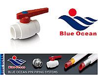 Шаровый вентиль 25 мм г/в Blue Ocean