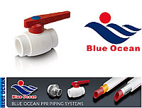 Шаровый вентиль 40 мм г/в Blue Ocean