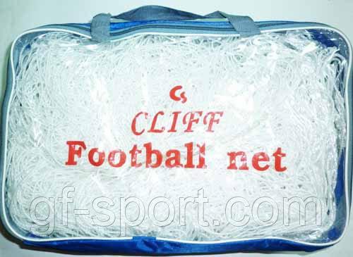 Футбольная сетка на большие ворота