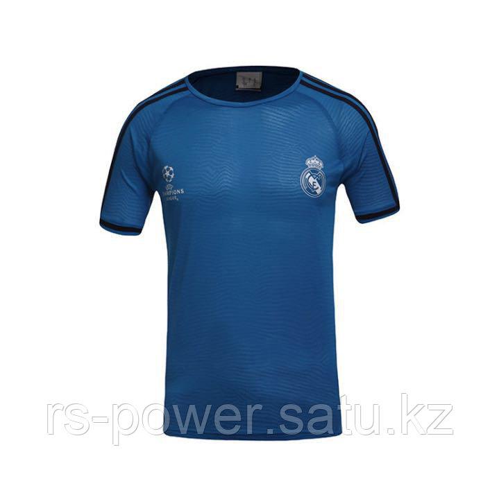 Тренировочная футболка real madrid