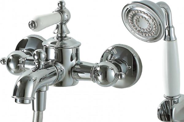 Смеситель для ванны Bravat Art  F675109C-B