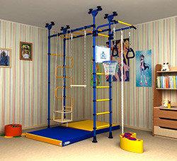 Домашние спорт комплексы