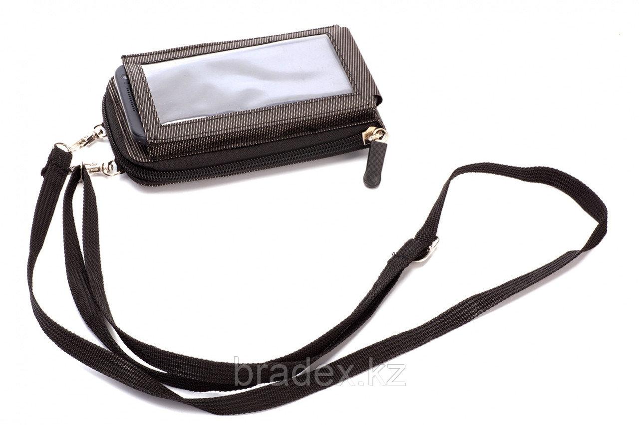 Чехол для телефона - кошелек touch purse 14.5x9х3,5cm - фото 3