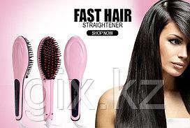 Расческа-выпрямитель для волос fast hair