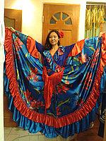 Цыганский танцевальный костюм
