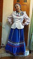 Женский костюм донских казаков