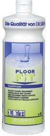 Средство для мягких напольных покрытий FLOOR FIT 1л (1:10)