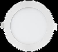 Светодиодная панель круглая встраиваемая ø145 9W/710 Lm 6400 К