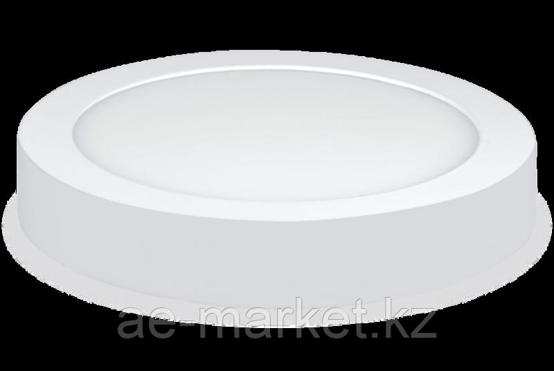 Светодиодная панель круглая накладная ø174 12W/950 Lm 6400 К