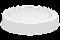 Светодиодная панель круглая накладная 442SRP-12 ø174 12W/950 Lm 4200 К