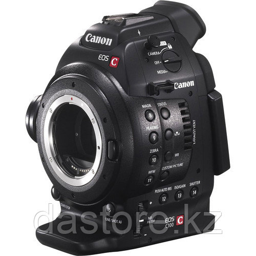 Canon EOS C100 DAF Cinema камера EOS типа