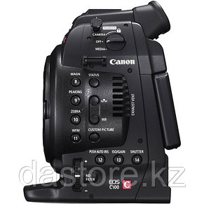 Canon EOS C100 DAF + 18-135 Cinema камера EOS типа с объективом, фото 2