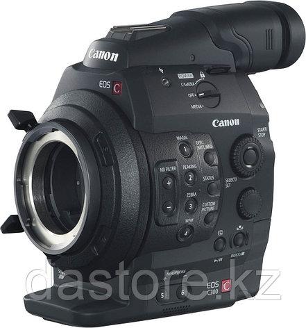 Canon EOS C300 видеокамера с технологией Dual Pixel, фото 2