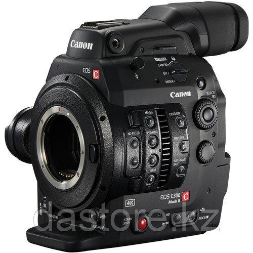 Canon C300 MARK II видеокамера с технологией Dual Pixel, версия MARK II