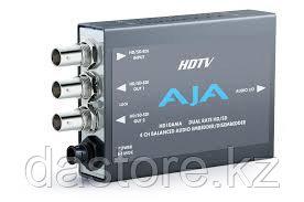 AJA HD10AMA Эмбеддер/деэмбеддер, фото 2