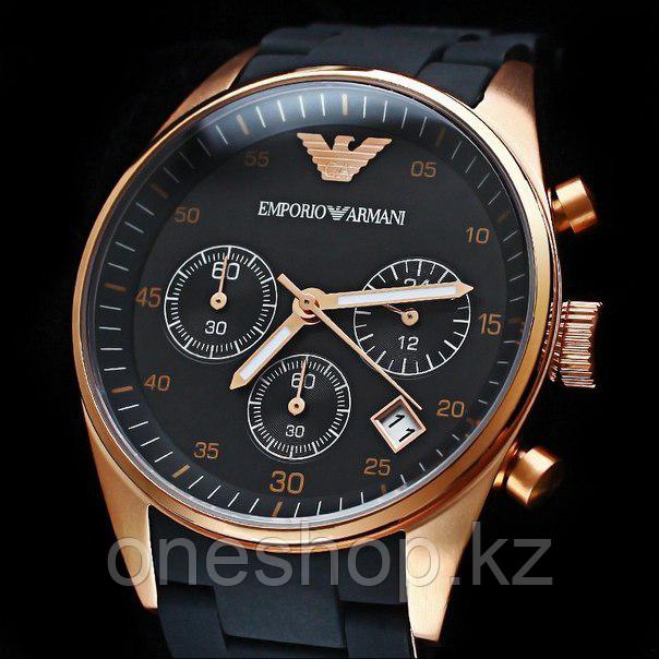 Часы Emporio Armani + портмоне Armani