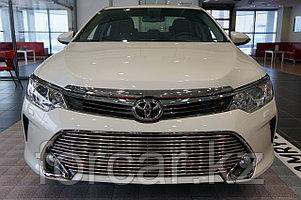 Решётка премиум класса на Toyota Camry 55 (низ)