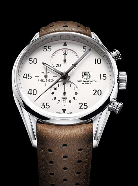 Спортивные часы Tag Heuer Carrera Space X( кварцевые)