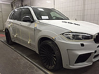 Обвес Hamann Wide на BMW X5 F15, фото 1