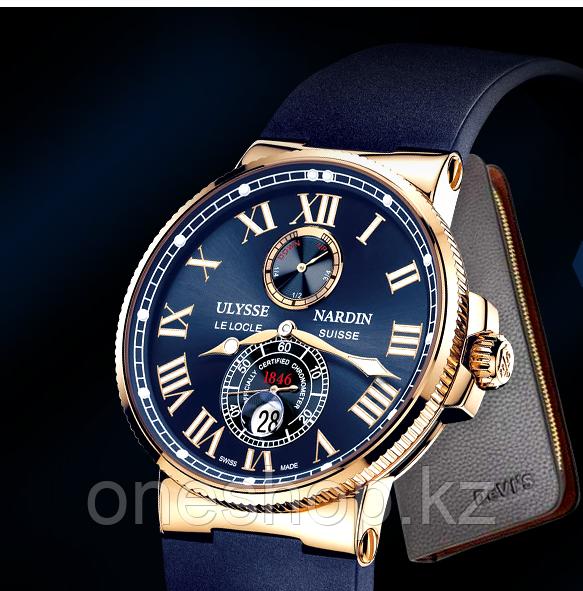 Портмоне Devi's +Наручные Часы Ulysse Nardin  в подарок