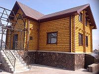 Дом из сруба 11х14м