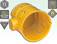 Электроустановочная коробка для подштукатурного монтажа (без крышки), фото 1