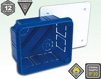 Электроустановочная коробка для подштукатурного монтажа, фото 1